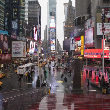 New York im Herbst