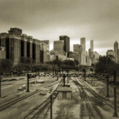 4×5 Inch Chicago